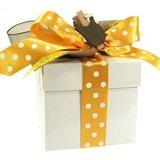 CubeBox® blanche 125g_
