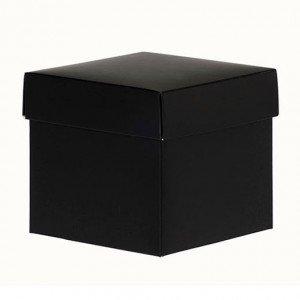 CubeBox® 750g Mat Zwart