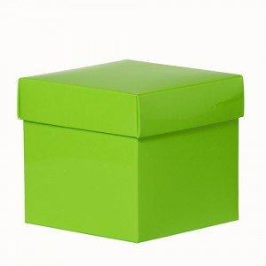 CubeBox® 125g Limoen