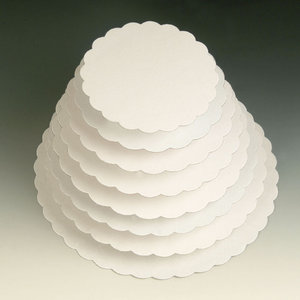 Witte rondellen