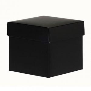CubeBox® Mat Zwart