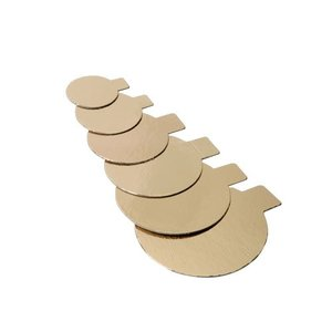 Goudlip Ø70 mm (1000 stuks)